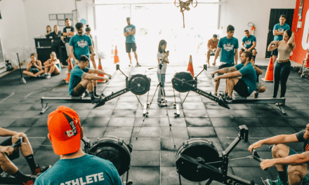 From The Field: Crossfit and Church Planting