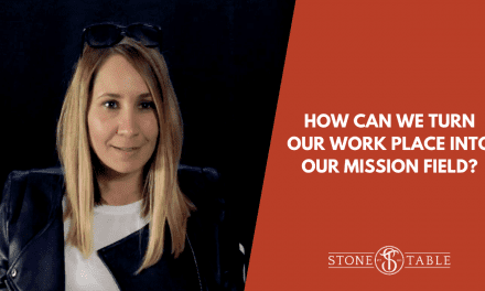 VIDEO: How Can We Turn Our Work Place Into Our Mission Field?