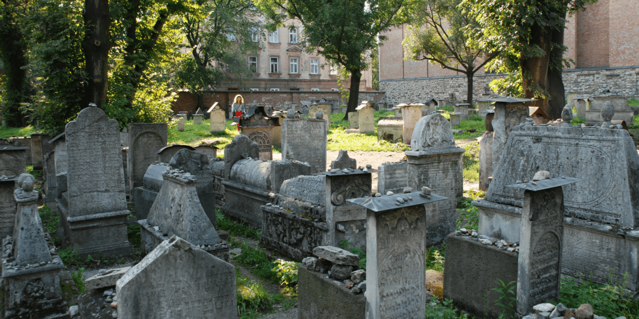 The Beauty of the Gospel Amidst the Horror of a Child Cemetery