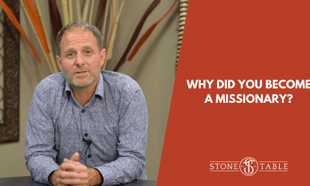 VIDEO: Why did you become a missionary?