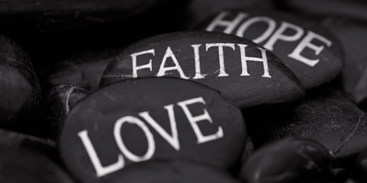 The Power Behind Your Faith, Hope, and Love