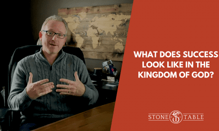 What does success look like in the Kingdom of God?