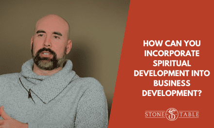 How Can You Incorporate Spiritual Development Into Business Development?