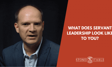 What Does Servant Leadership Look Like To You?