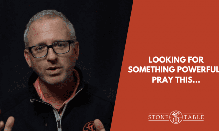 Looking For Something Powerful? Pray This…