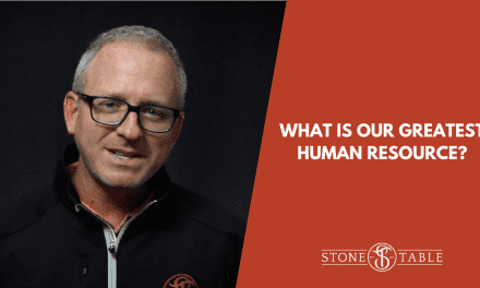 What Is Our Greatest Human Resource?