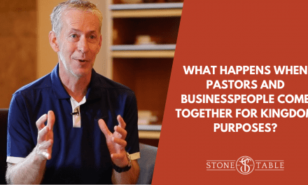 What Happens When Pastors and Businesspeople Come Together for Kingdom Purposes?