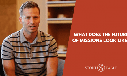 What Does The Future of Missions Look Like?