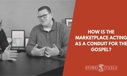 How Is The Marketplace Acting As A Conduit For The Gospel?