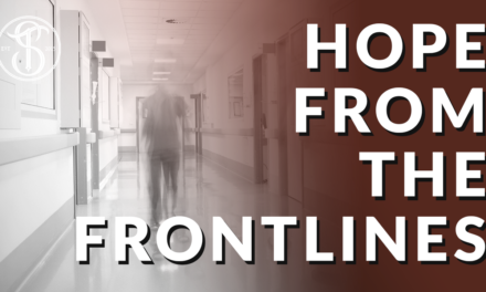 Hope From The Frontlines with Heather Forbush