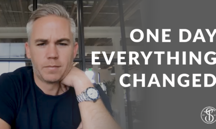 In One Day Everything Changed with Ryan Sisson of Moniker Group