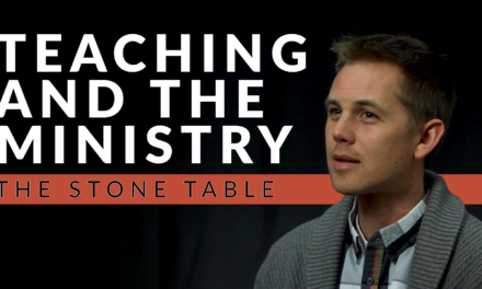 How Does Your Role as a Teacher Connect You to Your Faith?