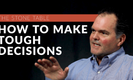 How To Make Tough Decisions In The Marketplace
