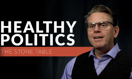 How Do People of Faith Engage In Politics In a Healthy Way?