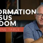 We Have Plenty of Information, We Need More Wisdom