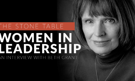 Women In Leadership: An Interview With Beth Grant – Part 2