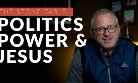 VIDEO: Politics, Power, and Jesus