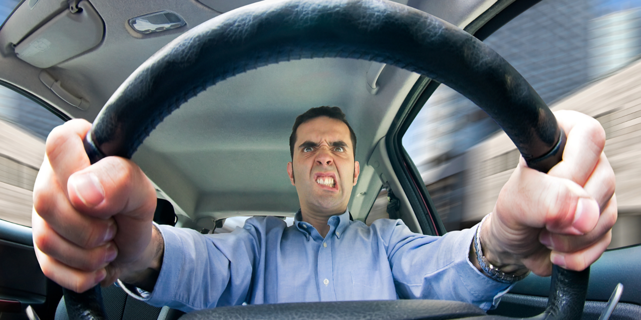 A Constant State of Road Rage: Politics, Power, and Jesus