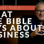 VIDEO: What The Bible Says About Business