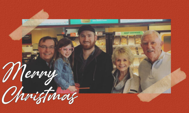 Daily Reflections for Work during Christmas: God with Us and The Sacred Donut