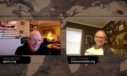 VIDEO: Interview with Greg Beggs, of Assemblies of God World Missions (AGWM)