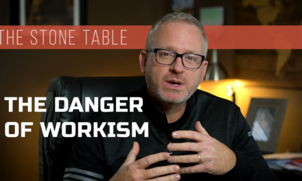 VIDEO: The Danger of Workism