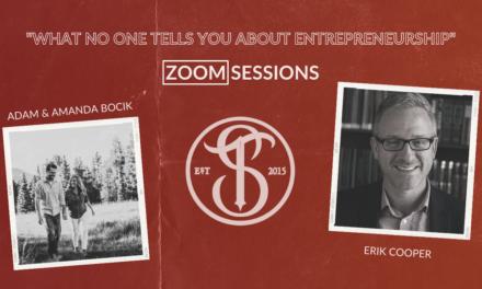 VIDEO: Talking Entrepreneurship with Adam and Amanda Bocik