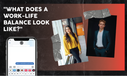 VIDEO: Gen Z Answers Questions: What Does a Work-Life Balance Look Like?