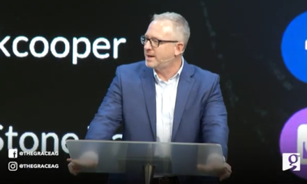 VIDEO: Erik Cooper's Sermon on The Great Commission and the Marketplace
