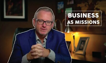 VIDEO: Business as Missions (BAM)