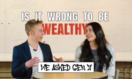 VIDEO: We Asked Gen Z: Is it Wrong to be Wealthy?