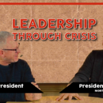 VIDEO: Leadership Through Crisis with President Hagan